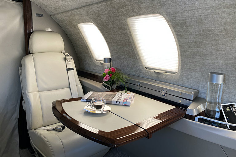 private jet for leisure